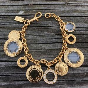 Coach charm bracelet NWOT